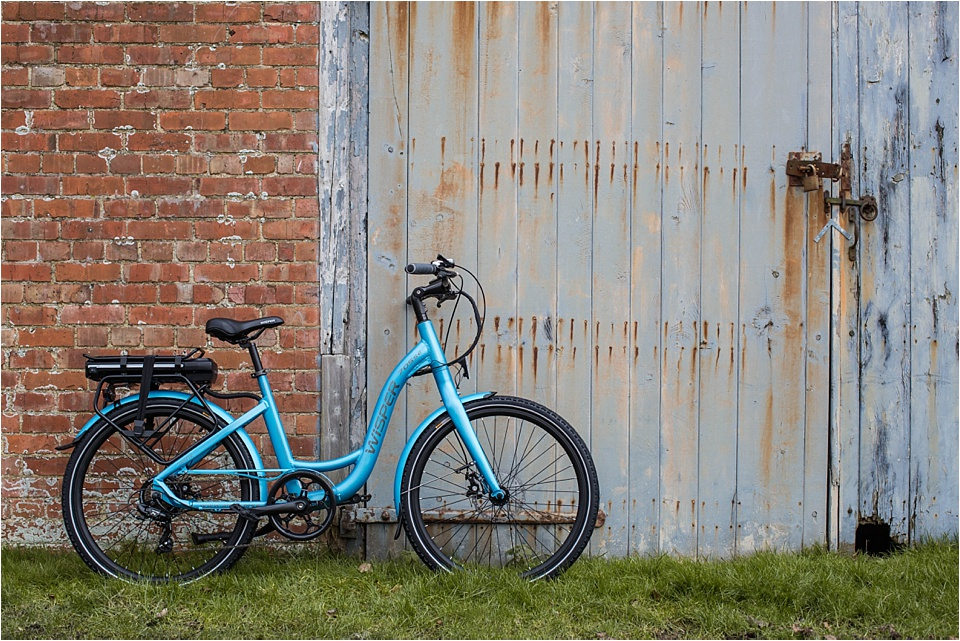 wisper electric bicycles