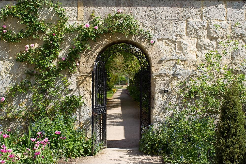 University of Oxford Botanic Gardens - Interior ...