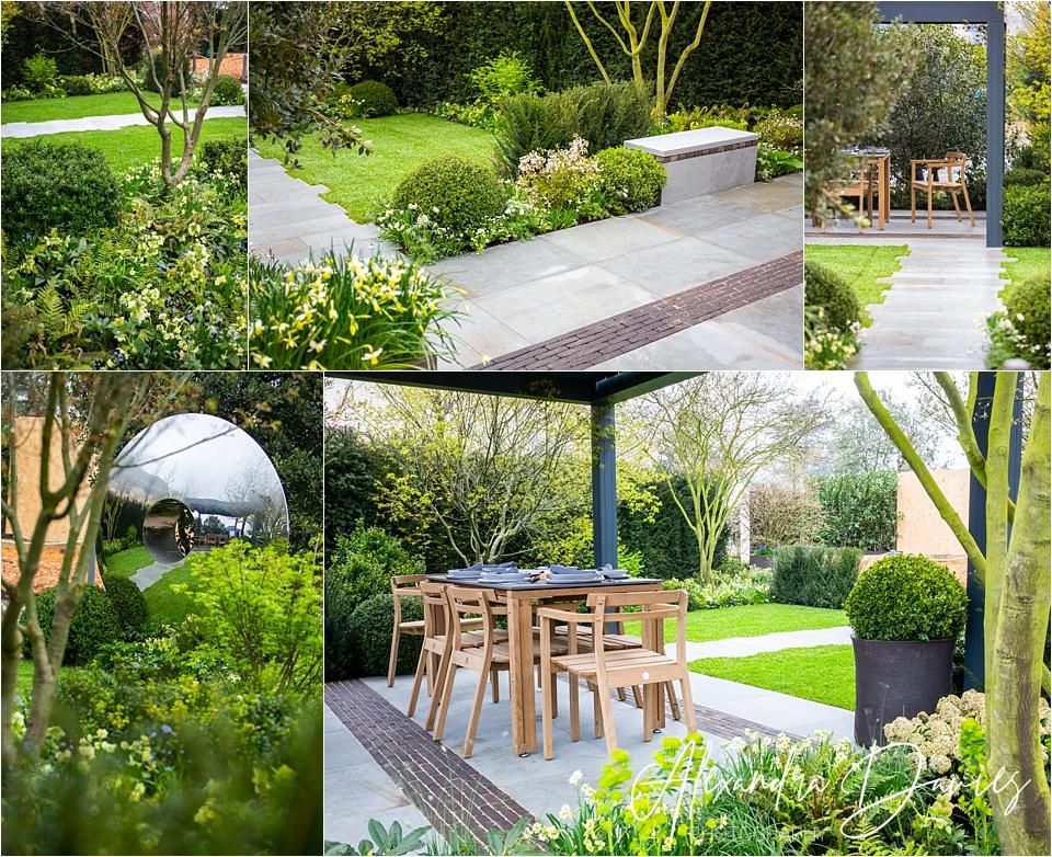 Ascot Spring Garden Show Landform Spring Garden