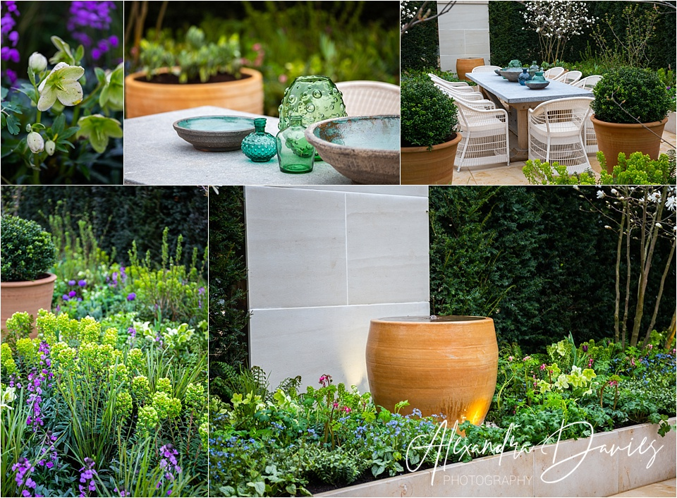 Ascot Spring Garden Show The Courtyard