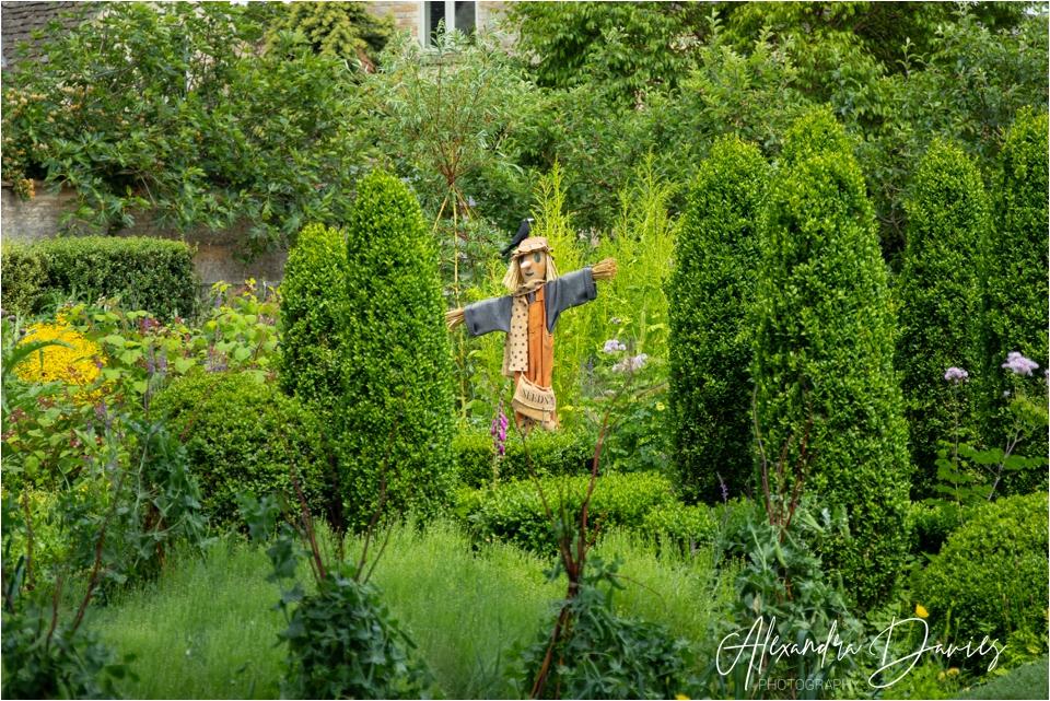 Scarecrow Barnsley House