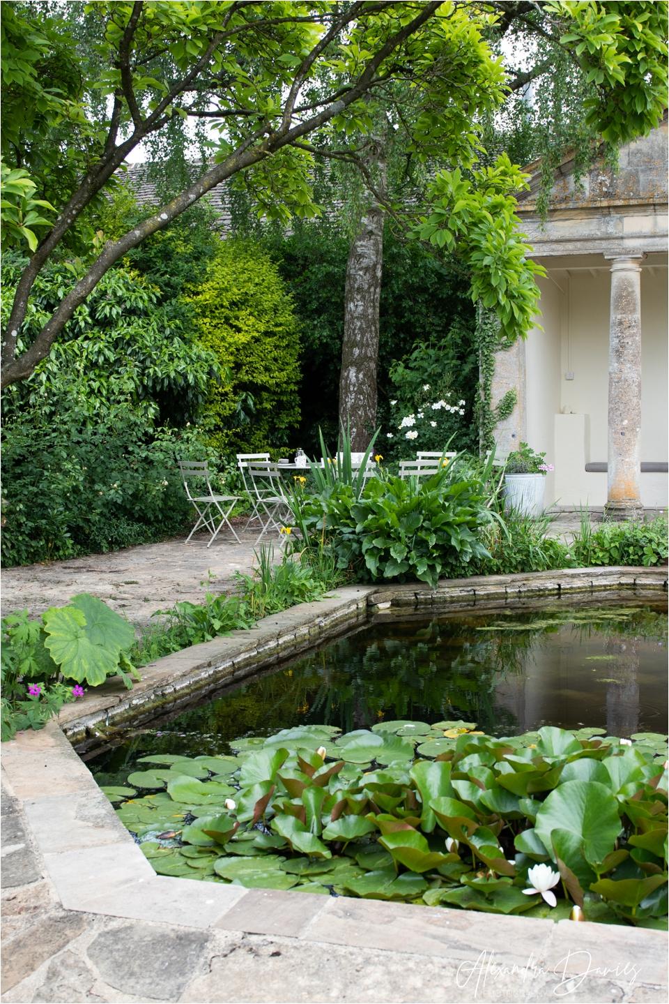 The Rose Garden, Barnsley House
