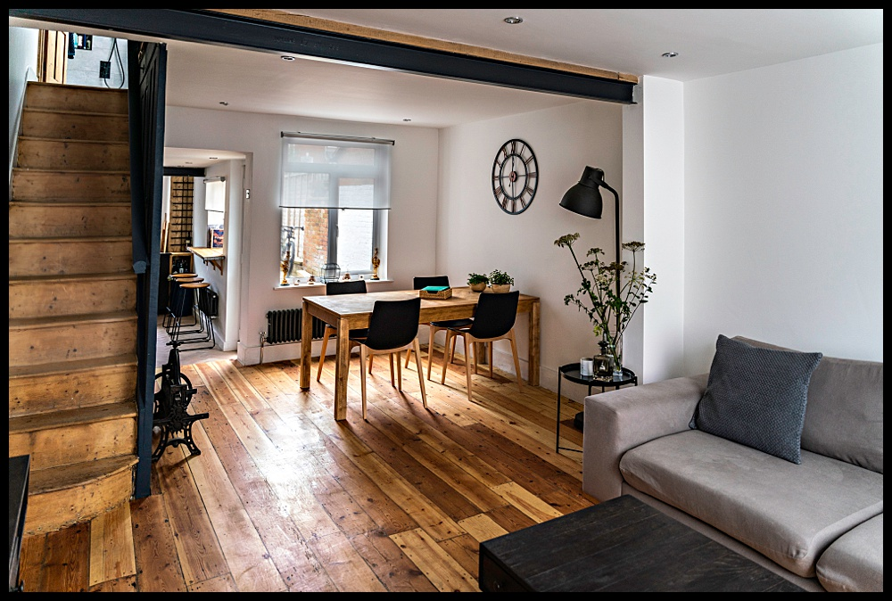 interior lifestyle photographs Bucks